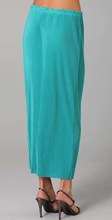 Diane von Furstenberg Chania Pleated Skirt
