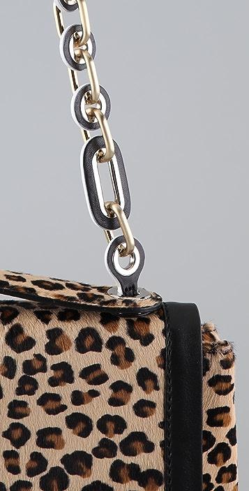 Diane von Furstenberg Harper Haircalf Day Bag