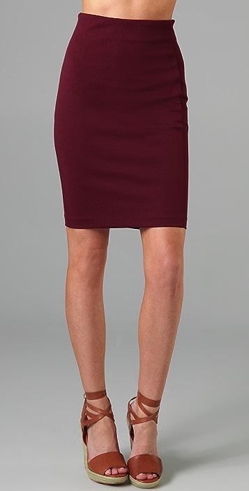 Diane von Furstenberg Panel Marta Skirt
