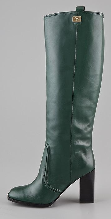Diane von Furstenberg Yoko High Heel Boots
