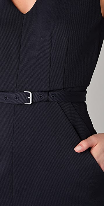 Diane von Furstenberg Nula Belted Dress