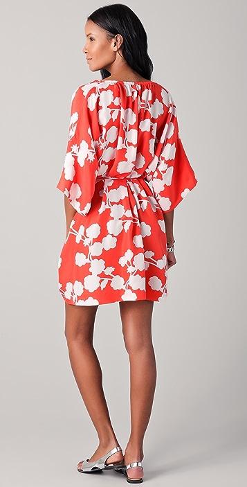 Diane von Furstenberg Iniko Beach Cover Up Dress