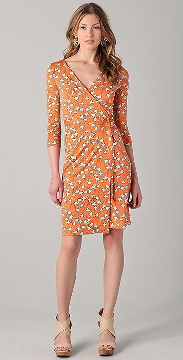 0e85b71b05a71 Diane von Furstenberg New Julian Wrap Dress | SHOPBOP
