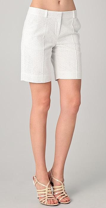 Diane von Furstenberg New Boymuda Walking Shorts