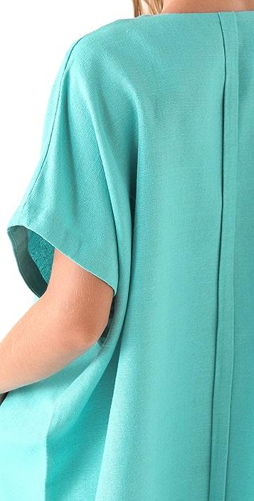 Diane von Furstenberg Squaretan Dress