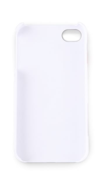 Diane von Furstenberg New Lips iPhone Case