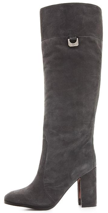 Diane von Furstenberg Yvonne High Heel Boots