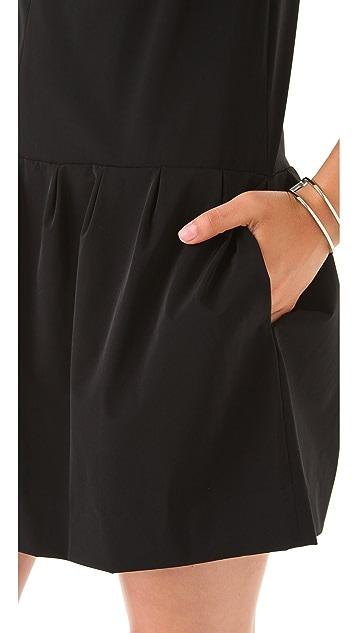 Diane von Furstenberg Maeryn Poplin Dress