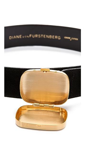 Diane von Furstenberg Leon Belt