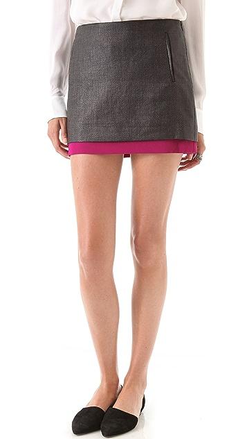 Diane von Furstenberg Elley Miniskirt