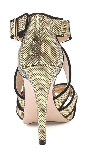 Diane von Furstenberg Jodi Strap Sandals