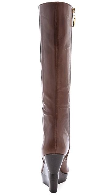 Diane von Furstenberg Orion Wedge Boots