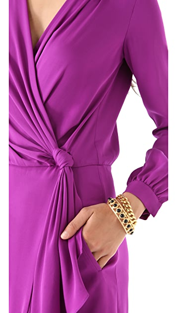Diane von Furstenberg Dora Wrap Dress
