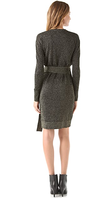 Diane von Furstenberg Fosette Wrap Dress