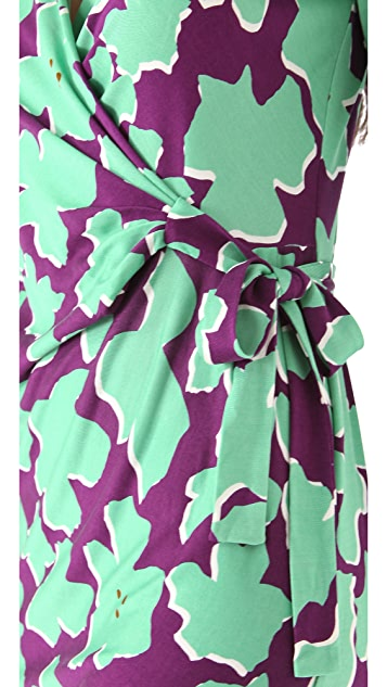 Diane von Furstenberg Melis Wrap Dress