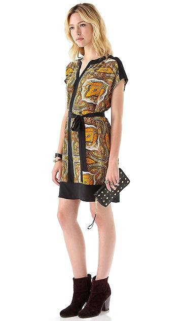 Diane von Furstenberg Jordie Studded Mini Bag