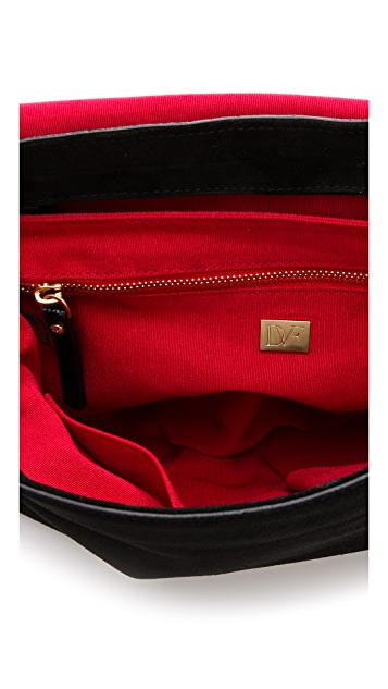 Diane von Furstenberg New Harper Connect Embossed Bag