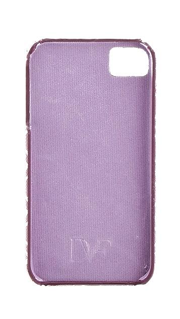 Diane von Furstenberg Vintage Collection Saffiano iPhone 4 Case