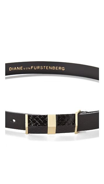 Diane von Furstenberg Tava Belt