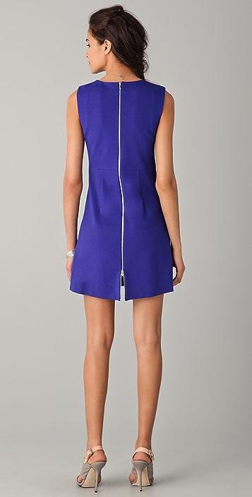 Diane von Furstenberg Capreena Mini Dress