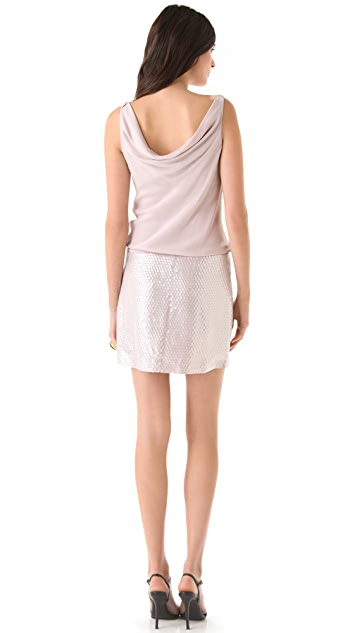 Diane von Furstenberg Tadd Embellished Dress