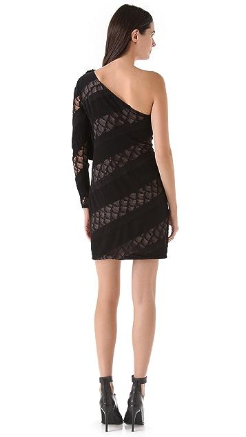 Diane von Furstenberg Noemi Satin Crepe Dress