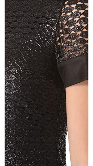 Diane von Furstenberg New Cindy Lace Dress