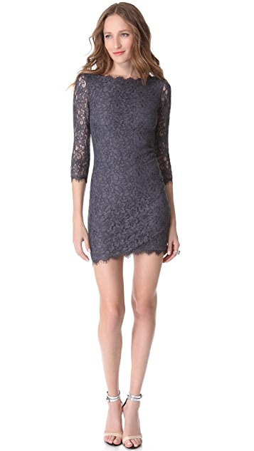 Diane von Furstenberg Zarita Lace Dress