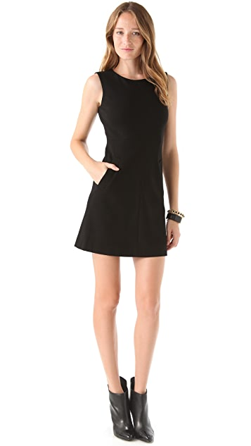 Diane von Furstenberg Carpreena Mini Dress
