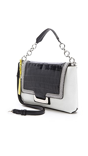 Diane von Furstenberg New Harper Connect Colorblock Bag