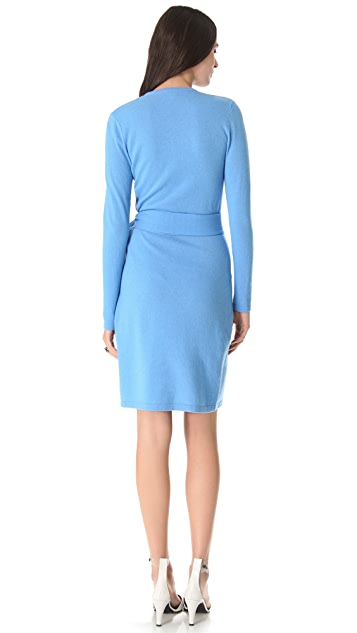 Diane von Furstenberg Linda Wrap Dress