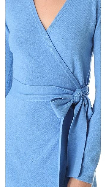 Diane von Furstenberg Linda Wrap Dress