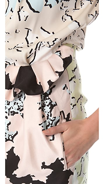 Diane von Furstenberg Edlyn Print Dress