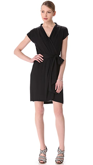 Diane von Furstenberg Mateo Wrap Dress