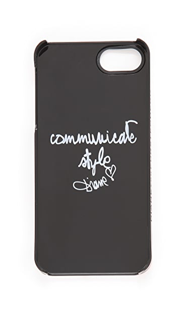 Diane von Furstenberg Mantra iPhone 5 Case