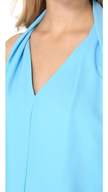 Diane von Furstenberg Reagan Sleeveless Blouse