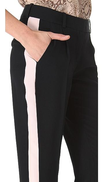 Diane von Furstenberg Naples Ankles Pants