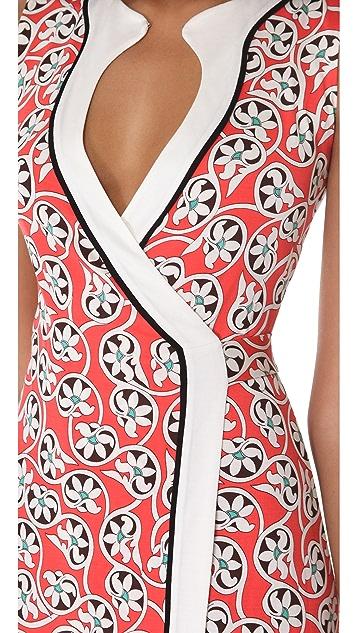 Diane von Furstenberg Peninsula Dress