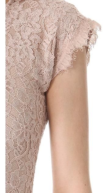 Diane von Furstenberg Wanda Lace Dress