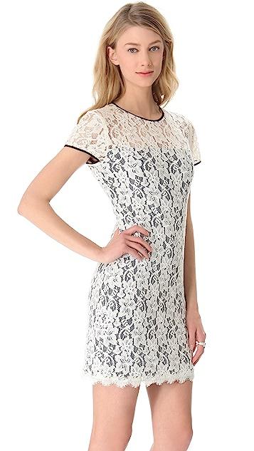 Diane von Furstenberg Barbie Lace Dress