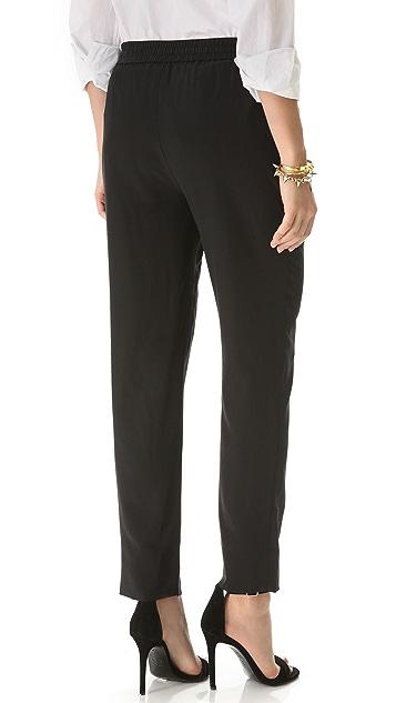 Diane von Furstenberg Bennet Track Pants