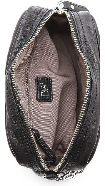 Diane von Furstenberg Milo Mini Studded Bag