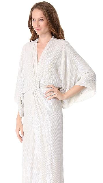 Diane von Furstenberg Jessi Gown
