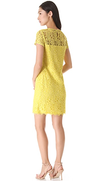 Diane von Furstenberg Barbie Dress