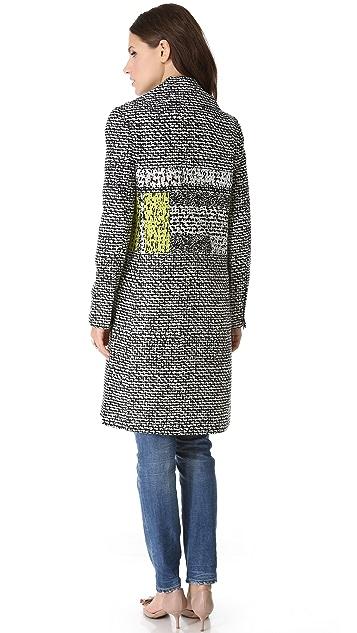 Diane von Furstenberg Nala Coat