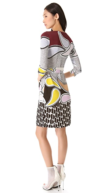 Diane von Furstenberg New Julian Too Dress