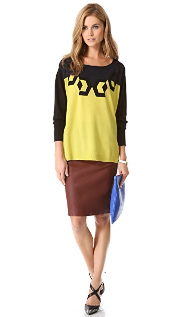 Diane von Furstenberg Floe Sweater