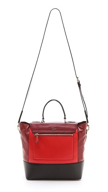 Diane von Furstenberg 440 Colorblock Bag