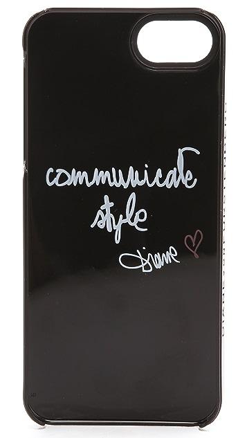 Diane von Furstenberg Zebra Shadow iPhone 5 / 5S Case