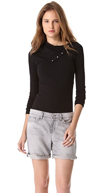 Diane von Furstenberg Turtleneck Top